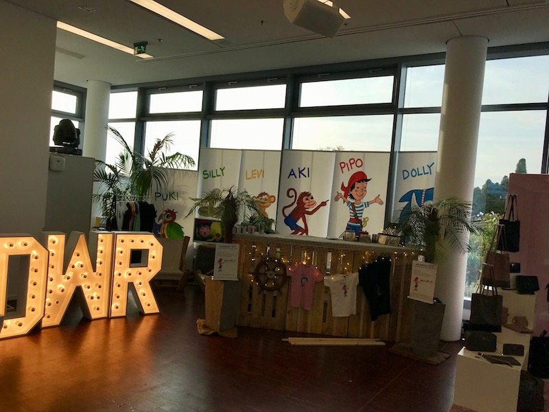 Wolkeninsel - Digital wird real 4 in Berlin